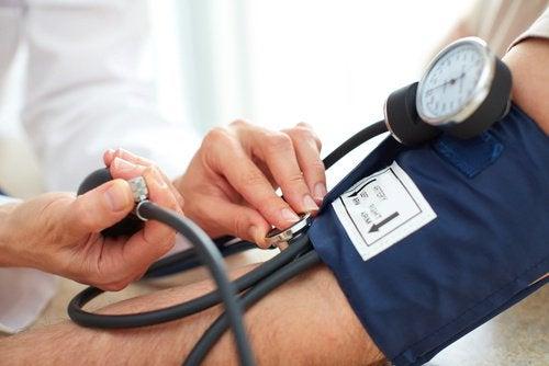 Misurare la pressione arteriosa