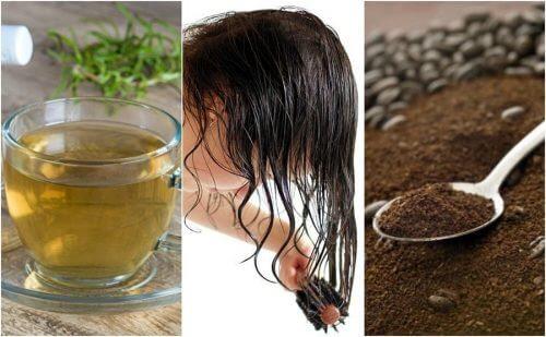 5 rimedi naturali contro i capelli bianchi precoci