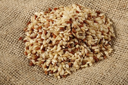 Chicchi di riso integrale