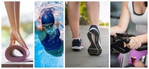 Sport e dolore alle ginocchia: 5 alternative per le persone che ne soffrono