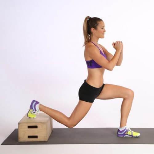 esercizio fisico in casa