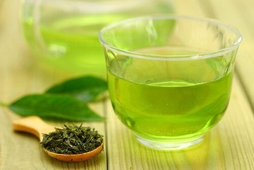 il tè verde offre un gran numero di benefici