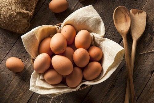 Data di scadenza delle uova andate a male