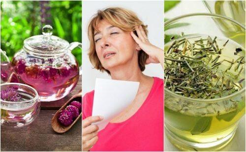 6 rimedi per ridurre le vampate della menopausa