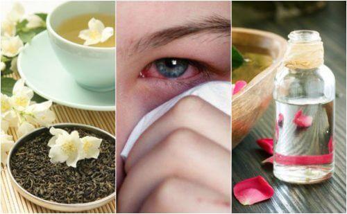 5 rimedi naturali per le infezioni oculari