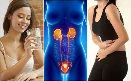 Prevenire le infezioni urinarie
