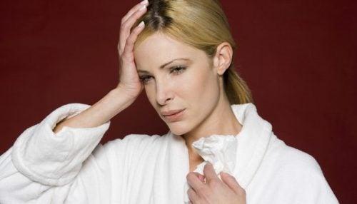 Mal di testa notturno: possibili cause