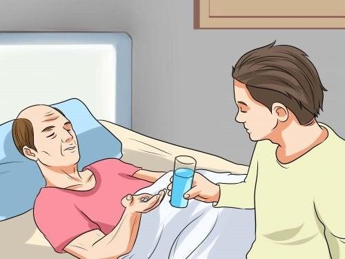 Fare visita a un paziente in ospedale: 5 consigli