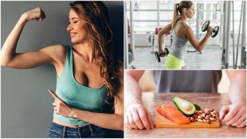Aumentare la massa muscolare: abitudini da seguire