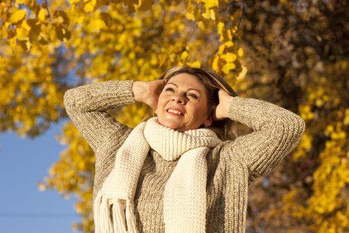 Menopausa felice e sana grazie ad alcuni semplici trucchi