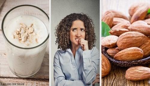 Ecco come calmare l'ansia con 10 alimenti