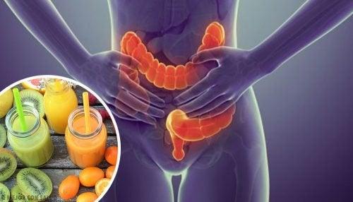 5 alimenti per la pulizia del colon