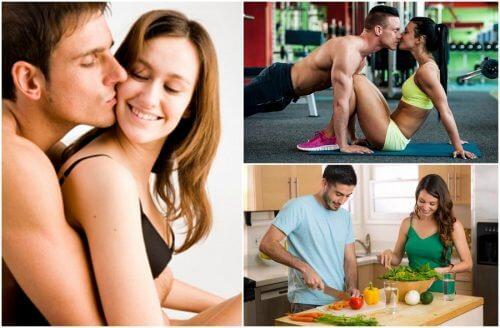 6 abitudini per una buona vita sessuale