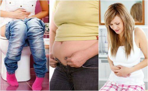 5 disturbi digestivi che possono favorire il sovrappeso