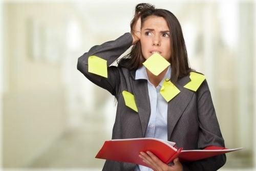 ansia e stress hanno origini diverse