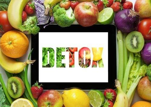 Frutta e detox