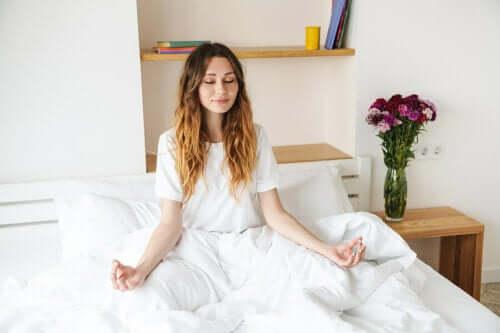 5 abitudini per diventare una persona più tranquilla