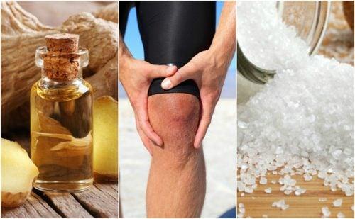 Alleviare il dolore alle ginocchia con 5 rimedi