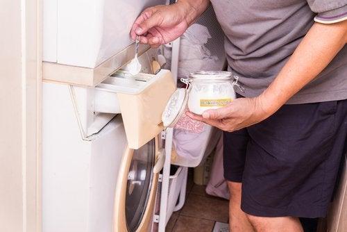 Sbiancare il bucato