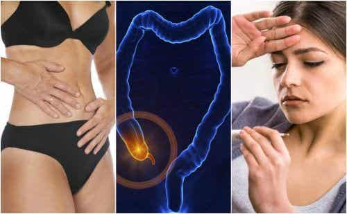 Appendice infiammata: 7 sintomi da conoscere