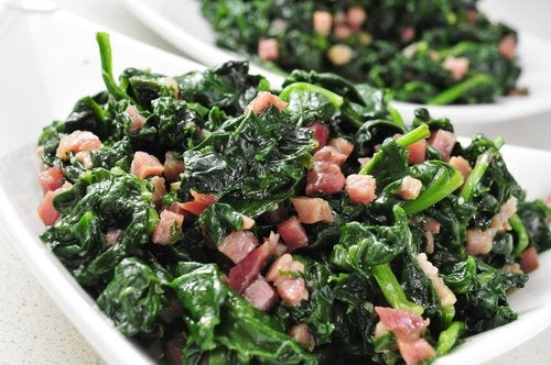 Ricette a base di spinaci