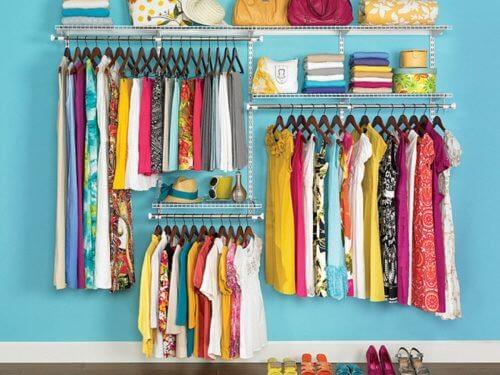 Proteggere i vestiti con 13 trucchi