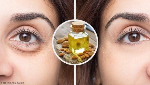 Come eliminare le occhiaie con maschere naturali
