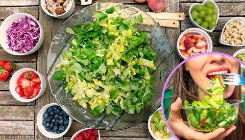 5 insalate altamente nutritive e facili da preparare