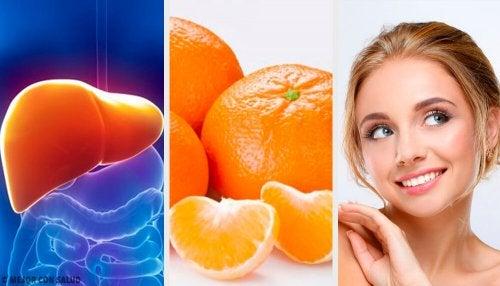 7 interessanti e sorprendenti usi del mandarino