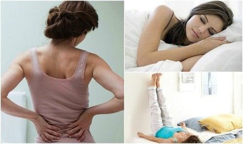Prevenire il dolore lombare: 7 modi