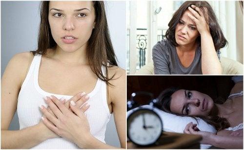 Sintomi dell'infarto che le donne tendono a ignorare