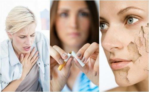 Smettere di fumare subito: 8 motivi
