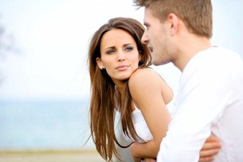 Fidanzati che parlano