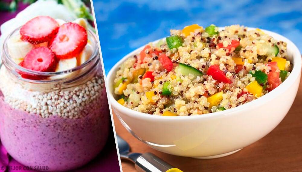 Quinoa nella dieta: 7 benefici per la salute