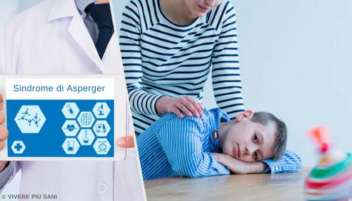 Sindrome di Asperger: sintomi e diagnosi