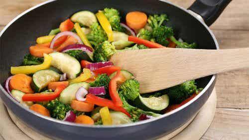 Trucchi per dare un sapore squisito alle verdure