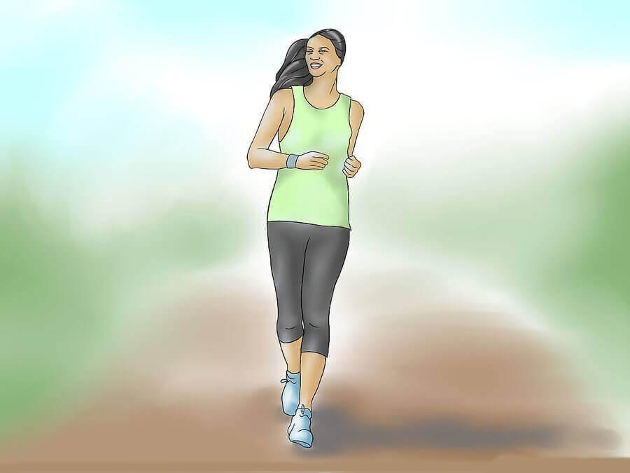 Una passeggiata al giorno per mantenersi in forma