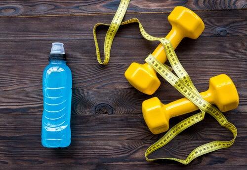 Acqua ed esercizio fisico