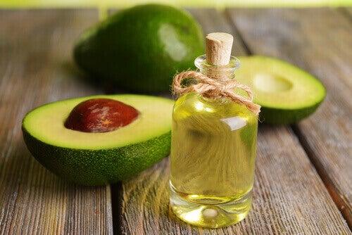 avocado e olio