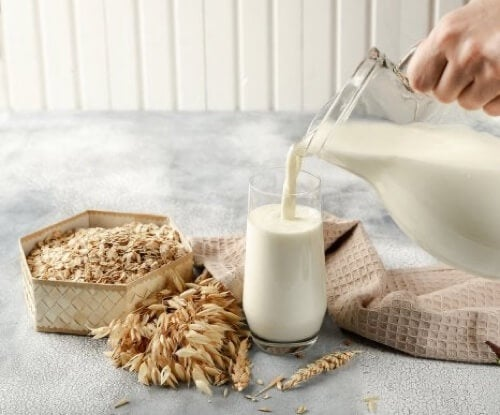 Benefici del latte di avena
