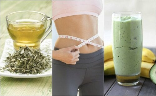 Bevande al tè verde per dimagrire facilmente