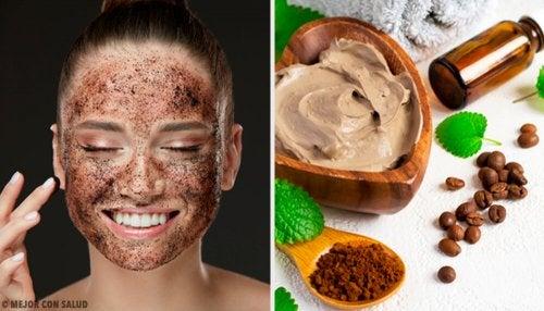maschera viso zenzero e miele