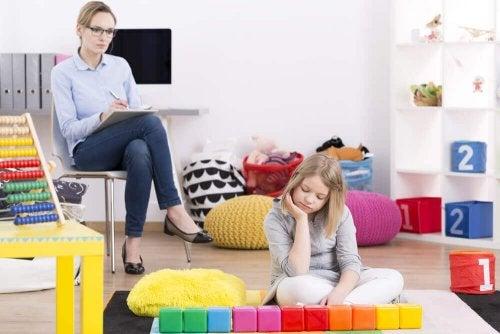 Caratteristiche della sindrome di Asperger
