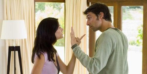 I litigi sono la fine di una relazione