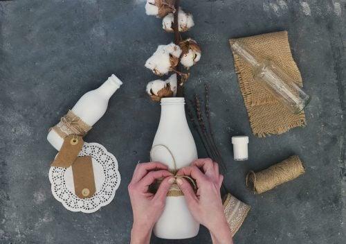 Decorare le bottiglie: 7 idee per mettete alla prova la creatività