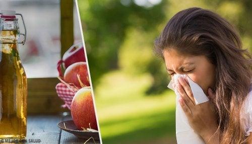 Rimedi naturali contro le allergie