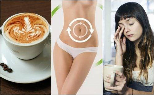 Errori mattutini che danneggiano il metabolismo