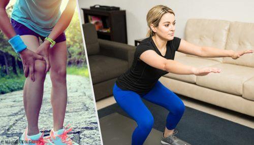 Consigli ed esercizi per ginocchia più forti
