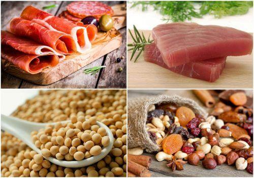 Aumentare il consumo di proteine con 7 alimenti