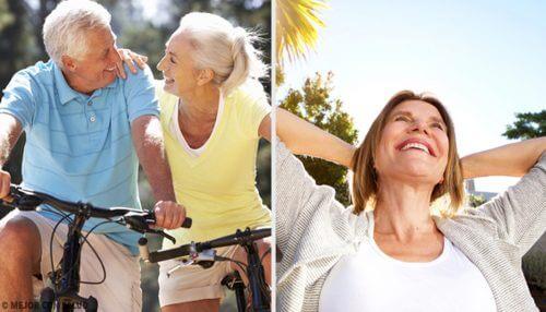 Mantenersi in forma dopo i 50 anni